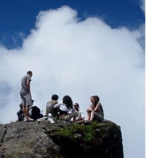Boquete è escursionisti paradiso, un escursione al Artilleria a 2.100 metri