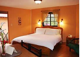 Kamer in Boquete Garden Inn